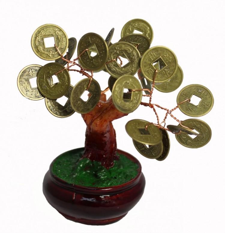 поздравления при дарении денежного дерева этом месте нужно