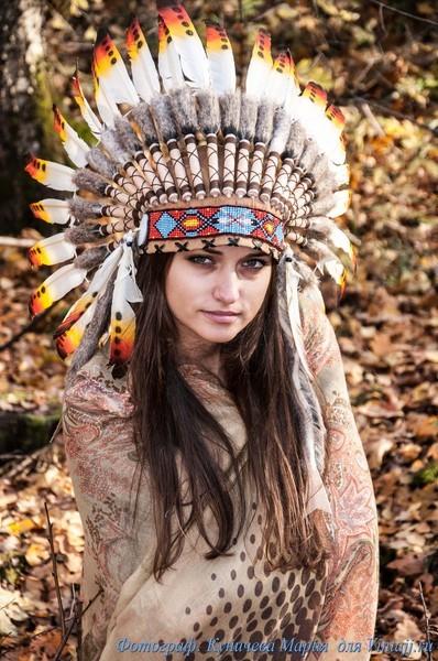 Бубен индейцев своими руками